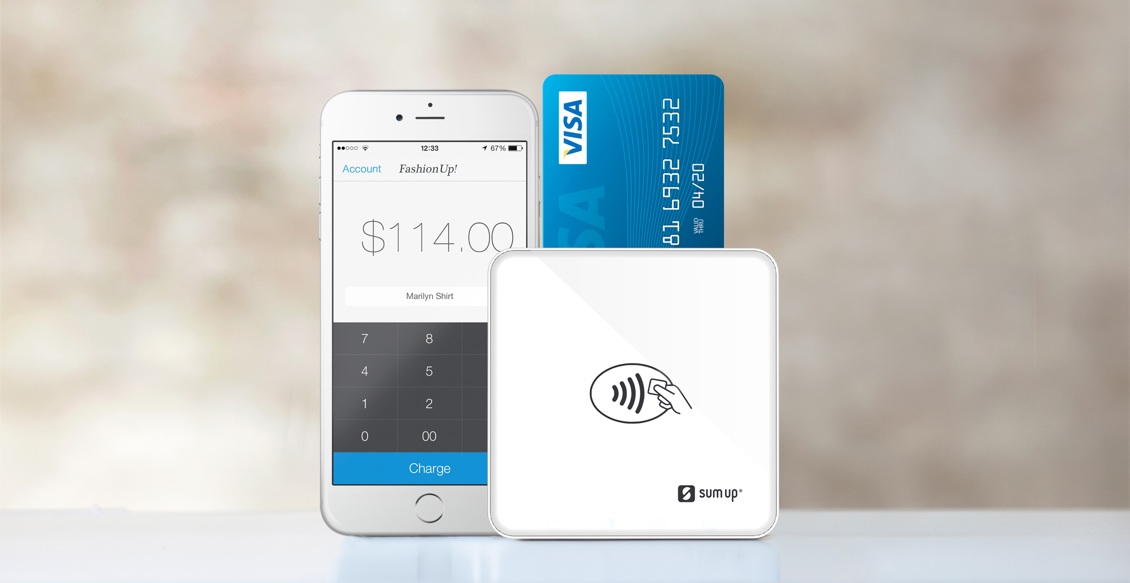 wireless credit card processing machine - Credit Card Swiper For Phone